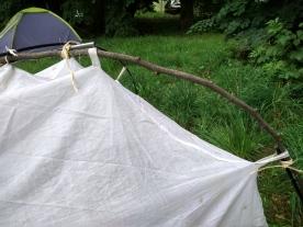 3 Festiwal Wizji, problemy z namiotem ;)
